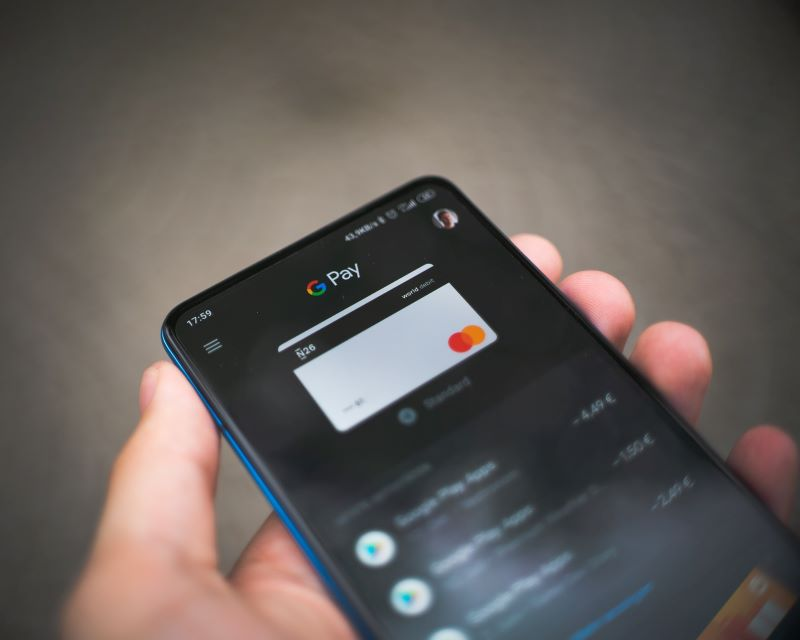 Google pay on cell phone to help local Nashville business sell products and services with the use of Digital Marketing Services