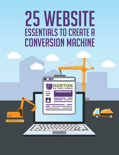 Nashville Web Design ebook image for the Best Web Design in Nashville TN, Horton Group who also provides Nashville SEO, Inbound Marketing and Web Support.