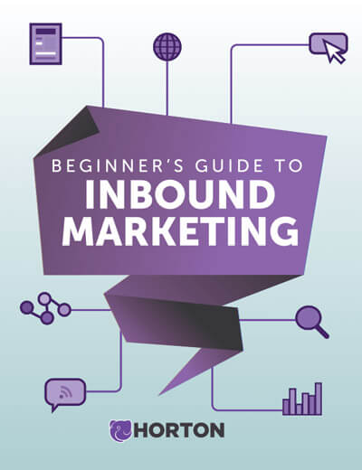 Nashville Inbound Marketing Ebook image for the Best Web Design in Nashville TN, Horton Group who also provides Nashville SEO, Inbound Marketing and Web Support.