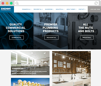 manufacturing-website-design-example