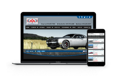 SEO for Nashville car dealer