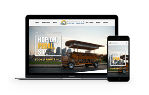 Nashville Entertainment Company Website Development