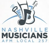 Nashville Musicians Association Union Logo