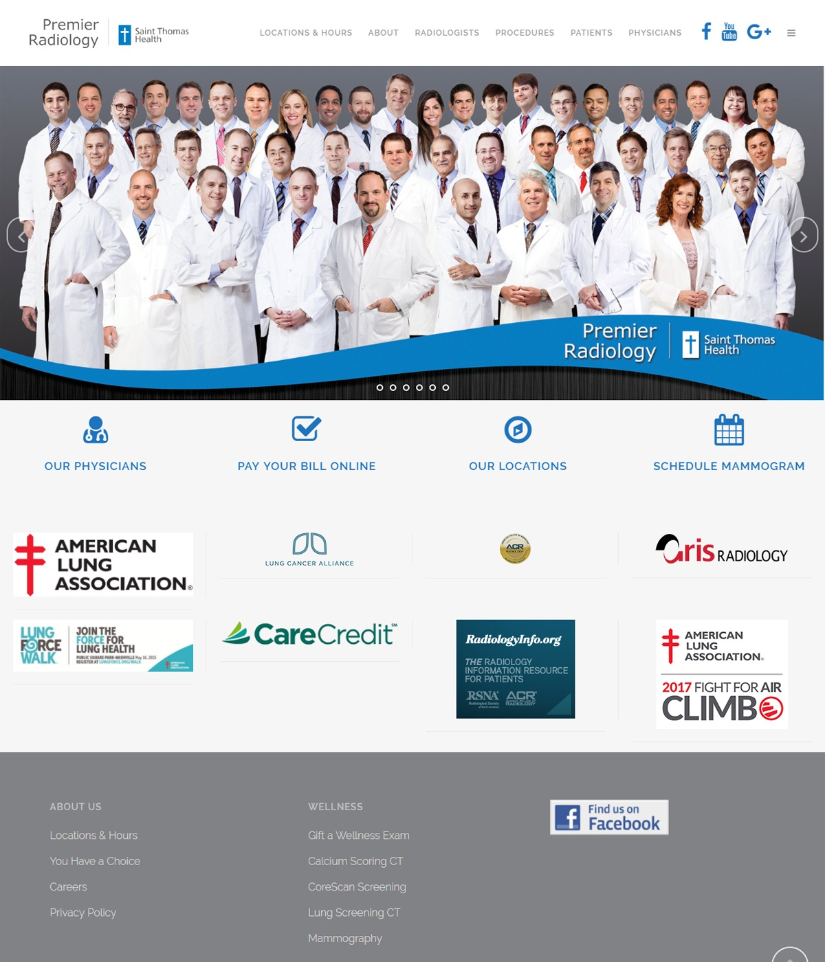 Medical Group & Healthcare Provider Website Development