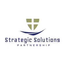 Strategic Partnership Solutions - Logo Design