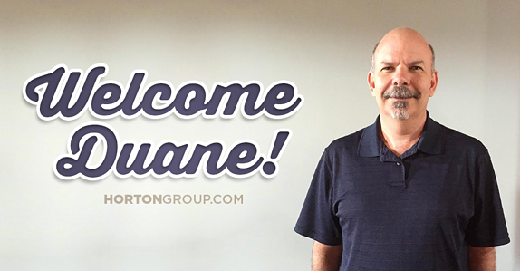 Duane Larkin Joins Horton Group as Account Manager