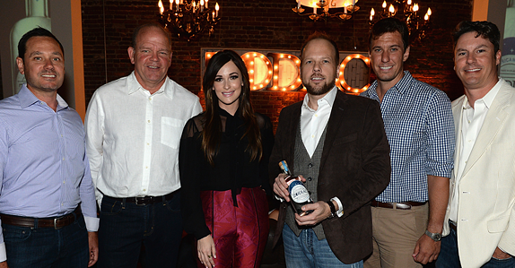 Kacey Musgraves Hosts Official Party For Zodiac Vodka