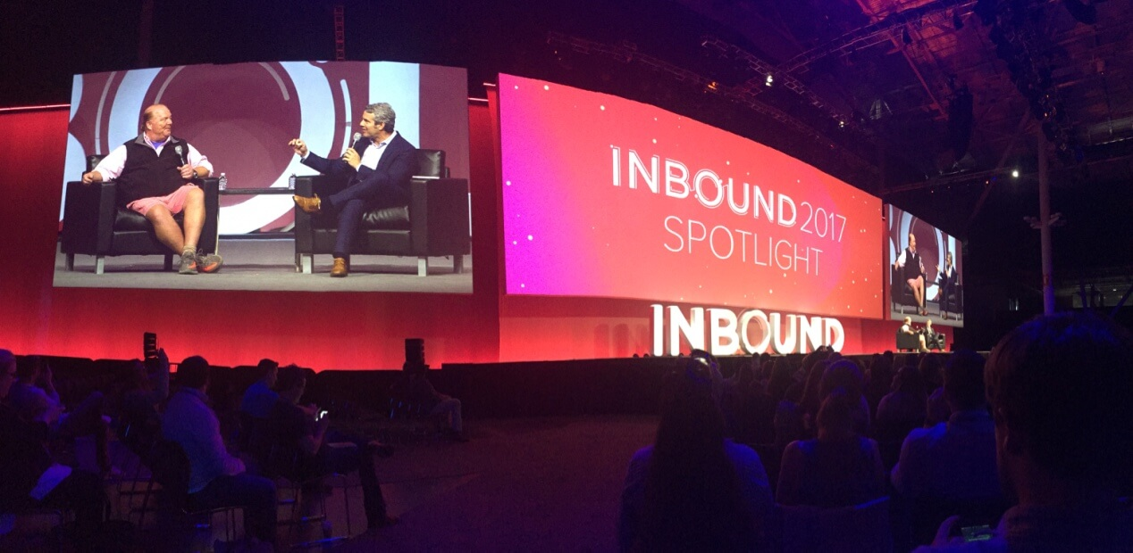 Josh's Takeaways from INBOUND 2017