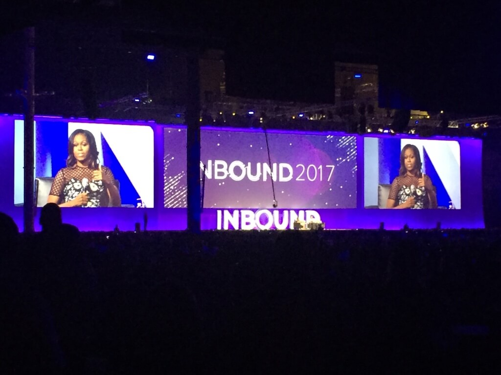 Paige's Takeaways from INBOUND 2017 Partner Day