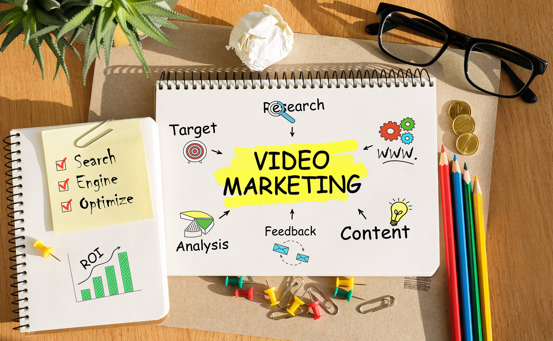 Investing in Video Content for Company Websites