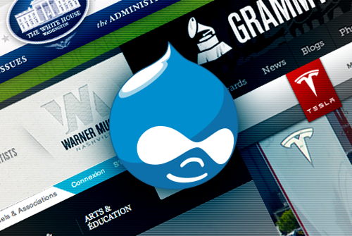 Our A-List of Drupal Website Examples