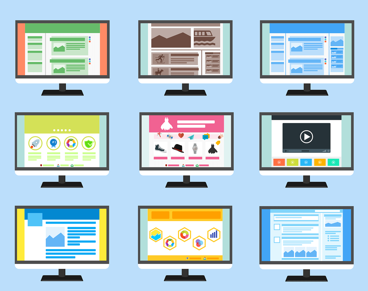 5 Important Things to Remember On a New Website