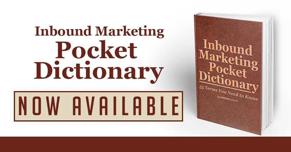 Inbound Marketing Pocket Dictionary Now Available