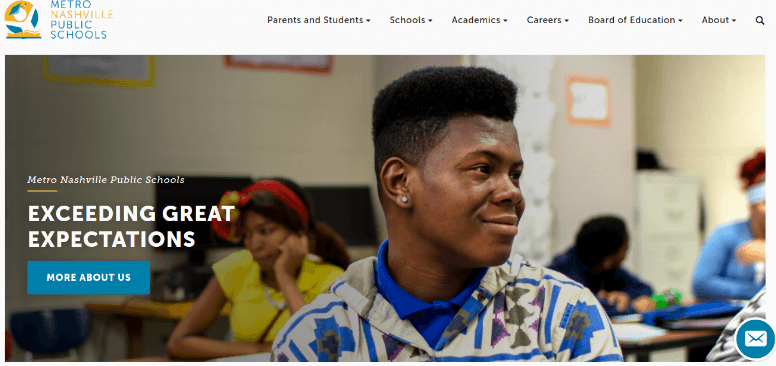 A New Look for Metro Nashville Public Schools